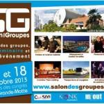 Les entreprises de location de matériel événementiel au Salon des Groupes